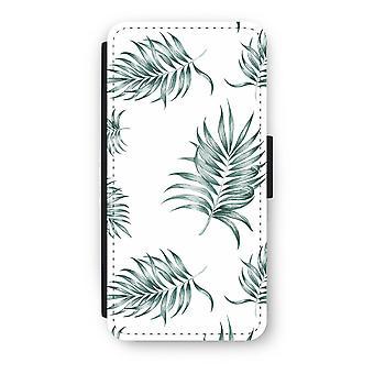 iPhone 8 Flip Case - Simple leaves