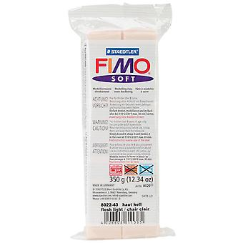 Fimo Soft Polymer Clay 12.34 Ounces Pink Flesh 8022 43