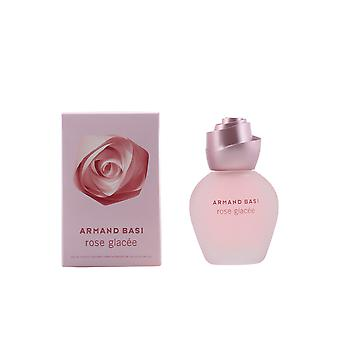 Armand Basi Rose Glacee Eau De Toilette Vapo 100ml Womens New Spray Sealed Boxed