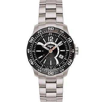 Traser H3 Ladytime black ladies watch T7392. 2A6. G1A. 01 / 100288