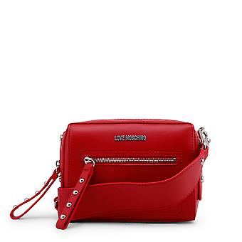 Love Moschino Women Shoulder bags Red
