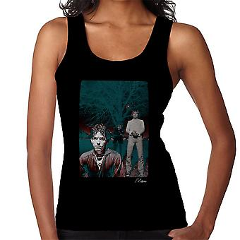 The Cure In Front Of Trees Women's Vest
