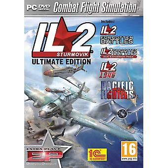 IL2 Sturmovik - l'Ultimate Edition (PC DVD)