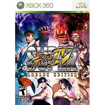 Super Street Fighter IV - Arcade Edition (Xbox 360)