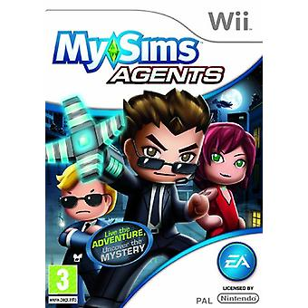 MySims Agents (Nintendo Wii)