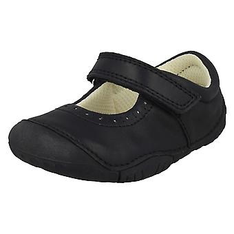 Chaussures Casual Startrite croisière - Marine Nubuck - UK taille 3,5 G - UE taille 19,5 - US taille 4.5