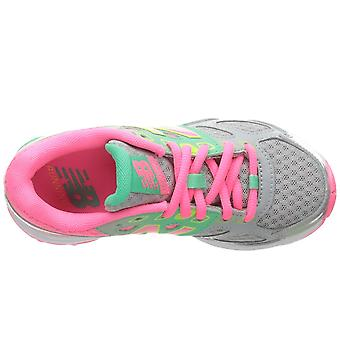 New Balance Girls kr680gky Low Top Lace Up Running Sneaker
