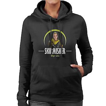 Fortnite Skirmisher Ninja Class Women's Hooded Sweatshirt