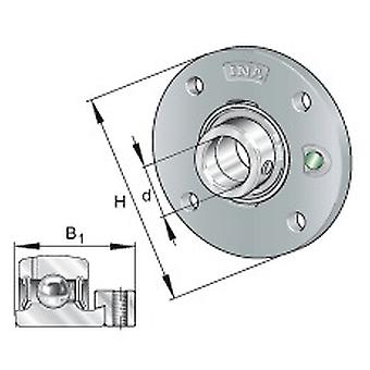 INA PME40-XL-N Four Bolt Flanged Housing Unit