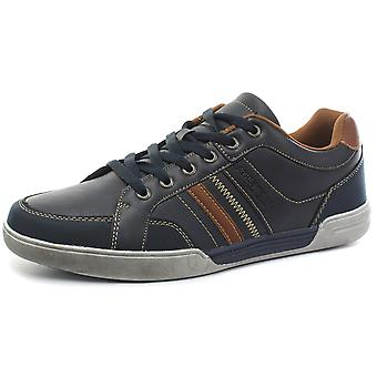Route 21 Athletic Dept M9547 Mens 6 Eye Lace Leisure Shoes  AND COLOURS