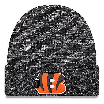 New era NFL sideline 2018 knit hat - Cincinnati Bengals