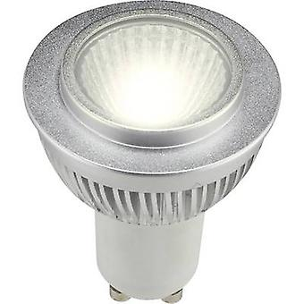 Sygonix LED EEC A+ (A++ - E) GU10 Reflector 4 W = 25 W Warm white (Ø x L) 49.20 mm x 64.50 mm 1 pc(s)