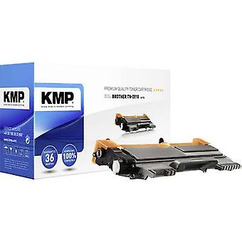 KMP Toner cartridge replaced Brother TN-2010, TN2010 Compatible Black 1000 pages B-T73
