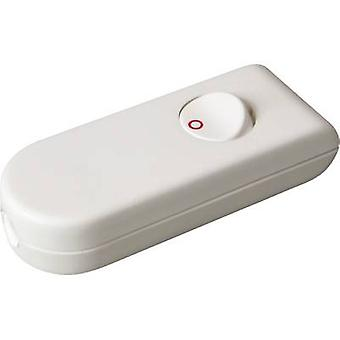 interBär 8093-208.01 Pull switch White, Red 1 x Off/On 2 A 1 pc(s)