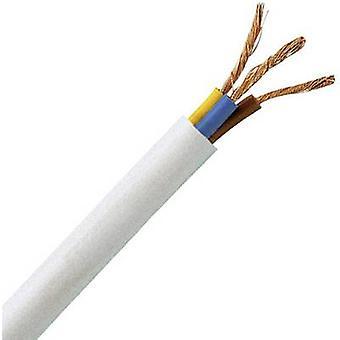 Kopp 152410841 Flexible cable H05VV5-F 3 G 1 mm² Black 10 m