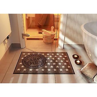 Carpe diem 50 x 75 cm wasbaar Vloermatten Salon Leeuw