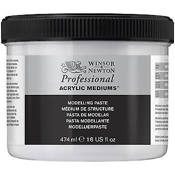 Winsor & Newton Artists' Acrylic Modelling Paste 474ml