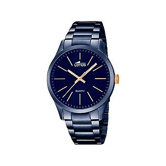 LOTUS - men's wristwatch - 18163/2 - minimalist - classic