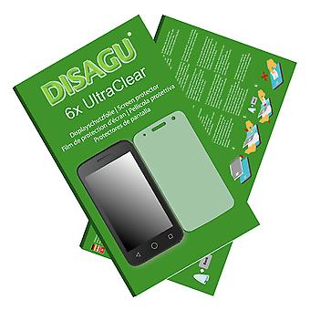 Alcatel OneTouch pop 2 4 inch screen protector - Disagu Ultraklar protector