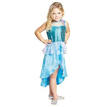 Costume robe sirène pour les enfants