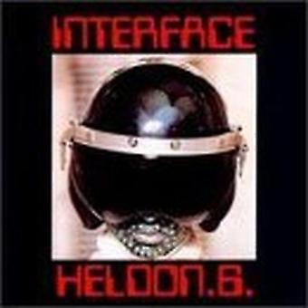 Heldon - Interface [CD] EUA importar