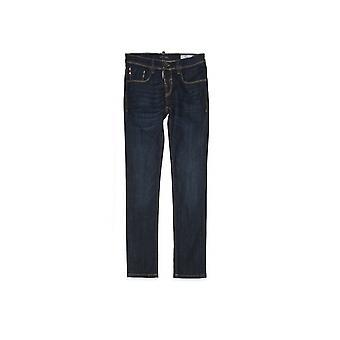 Antony Morato Junior Antony Morato Indigo Blue 'Keith' Skinny Jeans