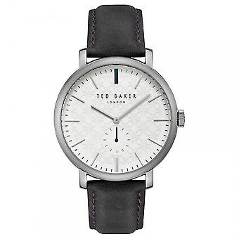 Ted Baker mens Watch Silver