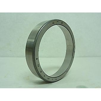 Timken 472 Tapered Roller Bearing, Single Cup, Standard Tolerance, Straight Outside Diameter, Steel, Inch, 4.7240