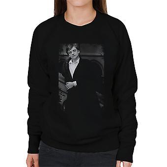 Mark E Smith Of The Fall 1982 Women's Sweatshirt