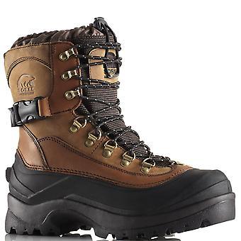 Mens Sorel Conquest Waterproof Snow Winter Thermal Rain Mid Calf Boots