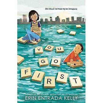 Możesz Go najpierw przez Erin Entrada Kelly - 9780062414182 książki