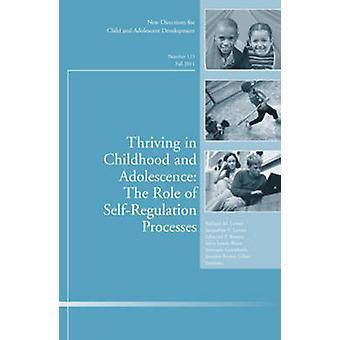 Blüht im Kindes- und Jugendalter - die Rolle der Selbstregulierung Pr