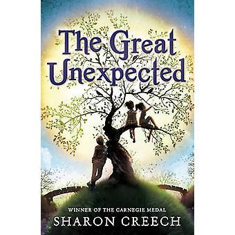 Stort oväntat av Sharon Creech - 9781849396592 bok