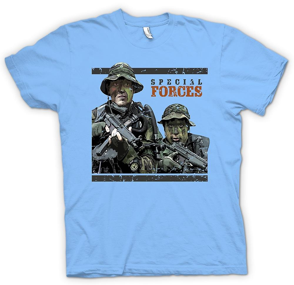 Heren T-shirt - Special Forces - SAS SBS geïnspireerd