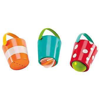 Hape International Hape Hap-E0205 Happy Buckets Set