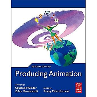 Production d'Animation