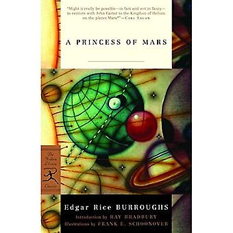 A Princess of Mars (Modern Library)