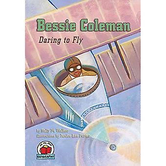 Den Bessie Coleman: Att våga flyga (på min egen biografi)