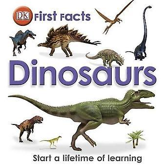 Första fakta dinosaurier