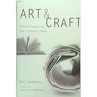 Art et artisanat: trente ans sur le parcours littéraire