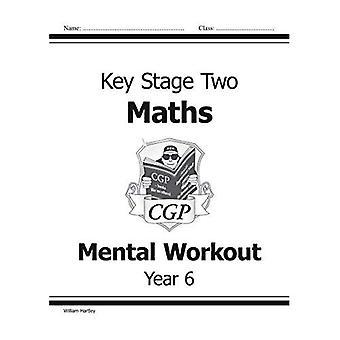 KS2 Entraînement Mental Maths: niveaux 4-5 livre 6