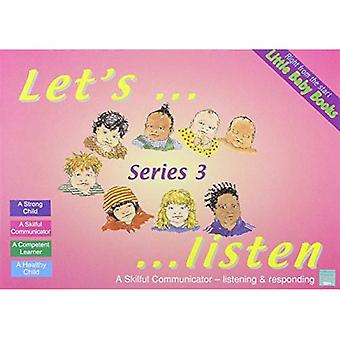 Let's Listen (Little Baby Books)