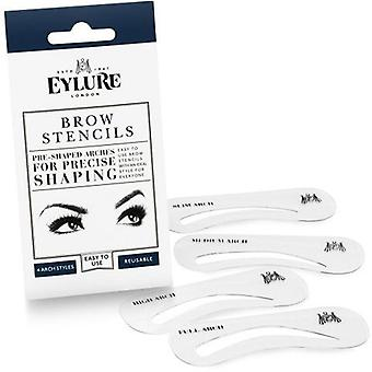 Eylure Brow Stencils (Makeup , Eyes , Eyebrows)