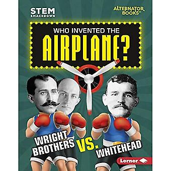 Vem uppfann flygplanet?: Wright Brothers vs. Whitehead (Stem Smackdown (generator Books (TM)))