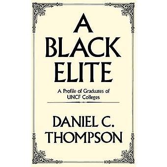 ملف تعريف نخبة سوداء ألف من خريجي الكليات اليونيسيف من طومسون & جيم دانيال