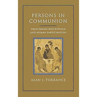 Persons in Communion by Torrance & Alan J.