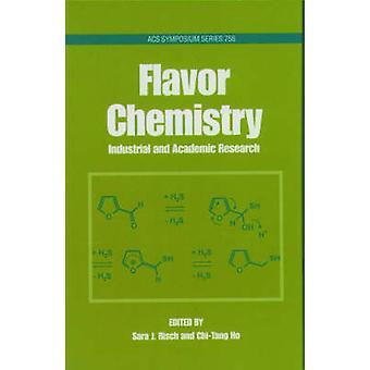 Smaken kjemi av Risch & Sarah J.