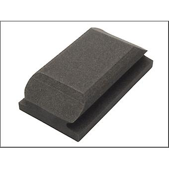 HAND SANDING PAD 70 X 125MM SHAPED