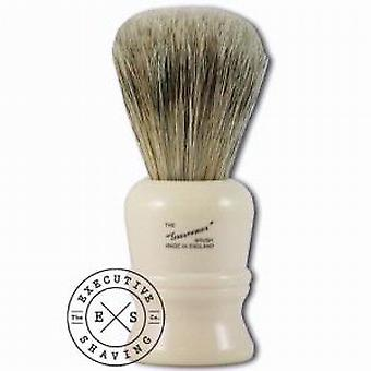Simpsons Grosvenor Cinghiale Setola & Mixed Badger Capelli Pennello da barba