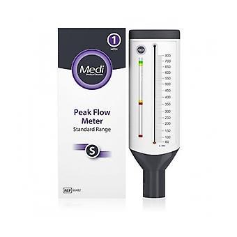 Medi Peak Flow Meter Std rækkevidde 60482 1